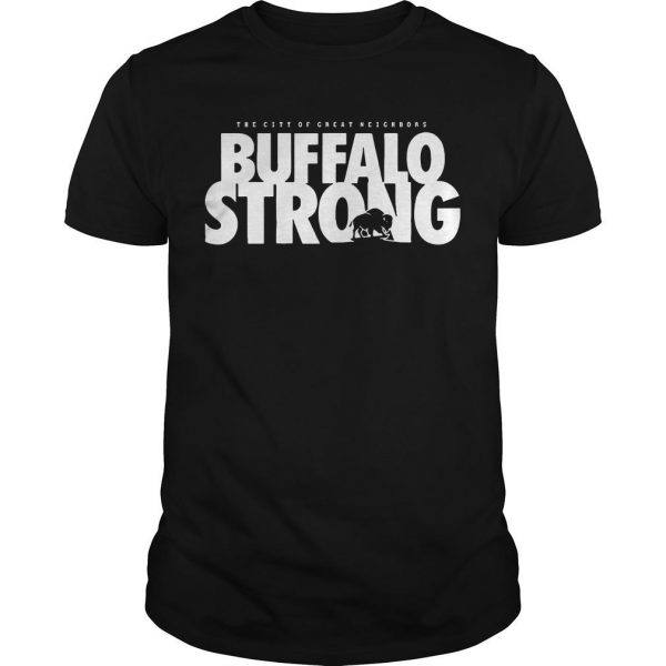 Feedmore WNY Buffalo Strong T Shirt