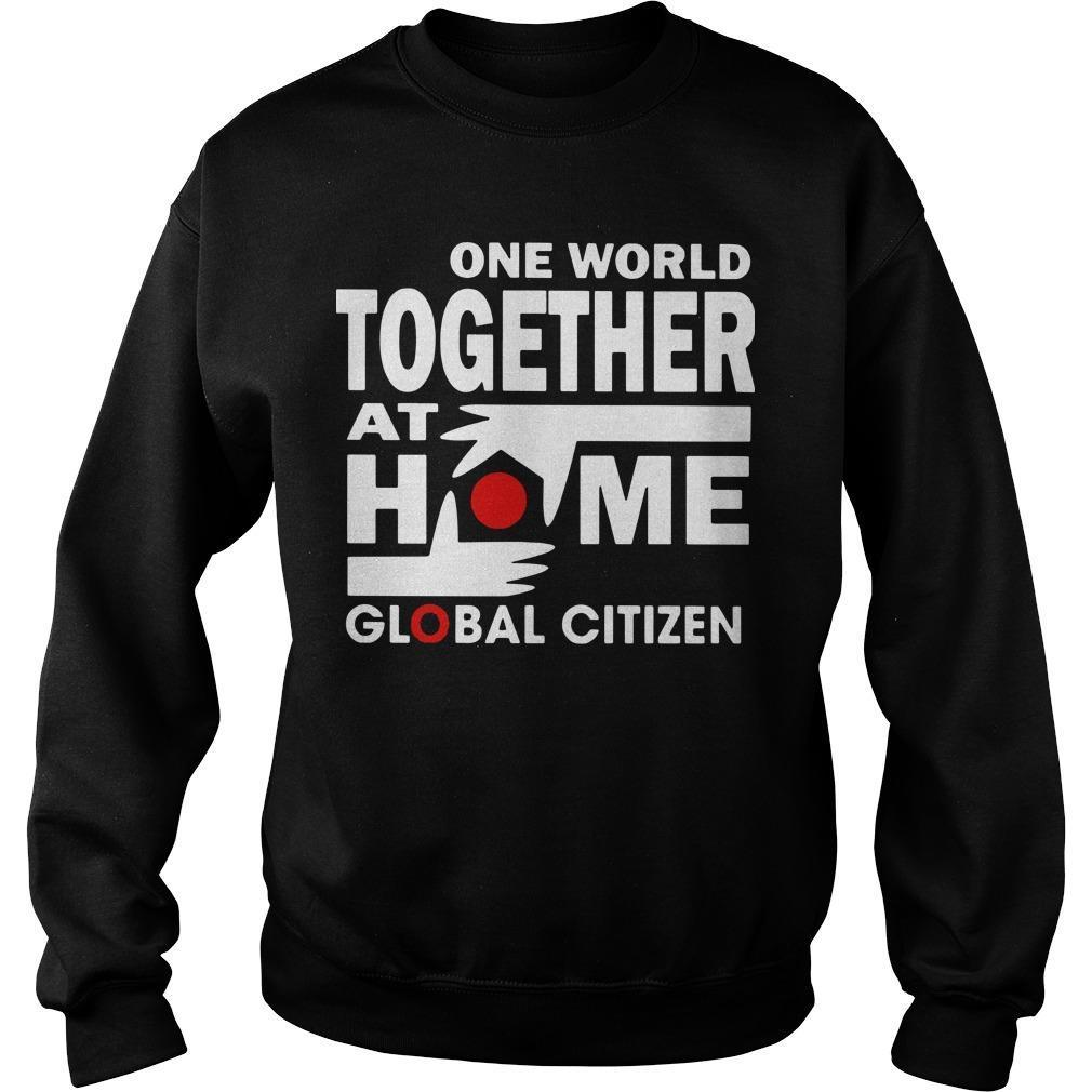 Global Citizen Together At Home Sweater
