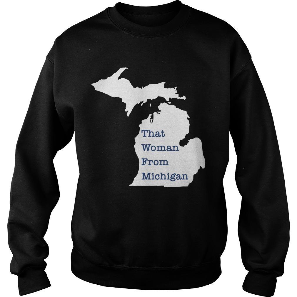 Gretchen Whitmer T Sweater