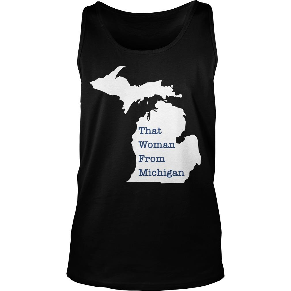 Gretchen Whitmer T Tank Top
