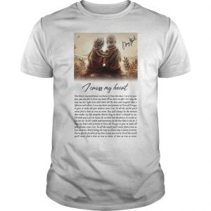 I Cross My Heart Our Love Is Unconditional We Knew It From The Start Shirt