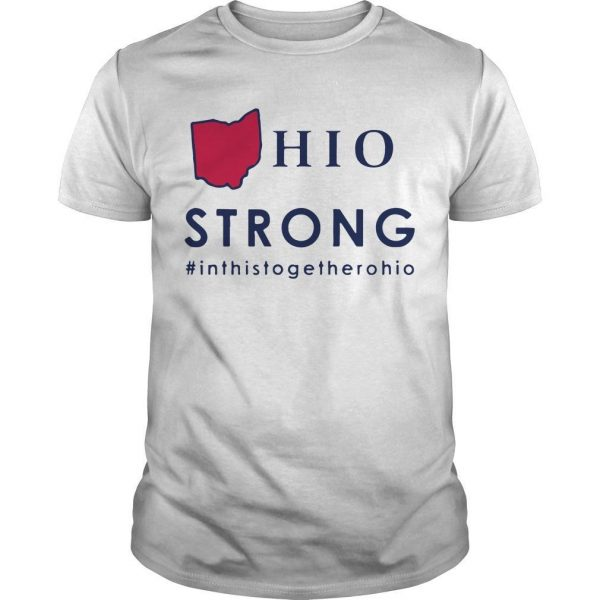 In This Together Ohio Strong T Shirt