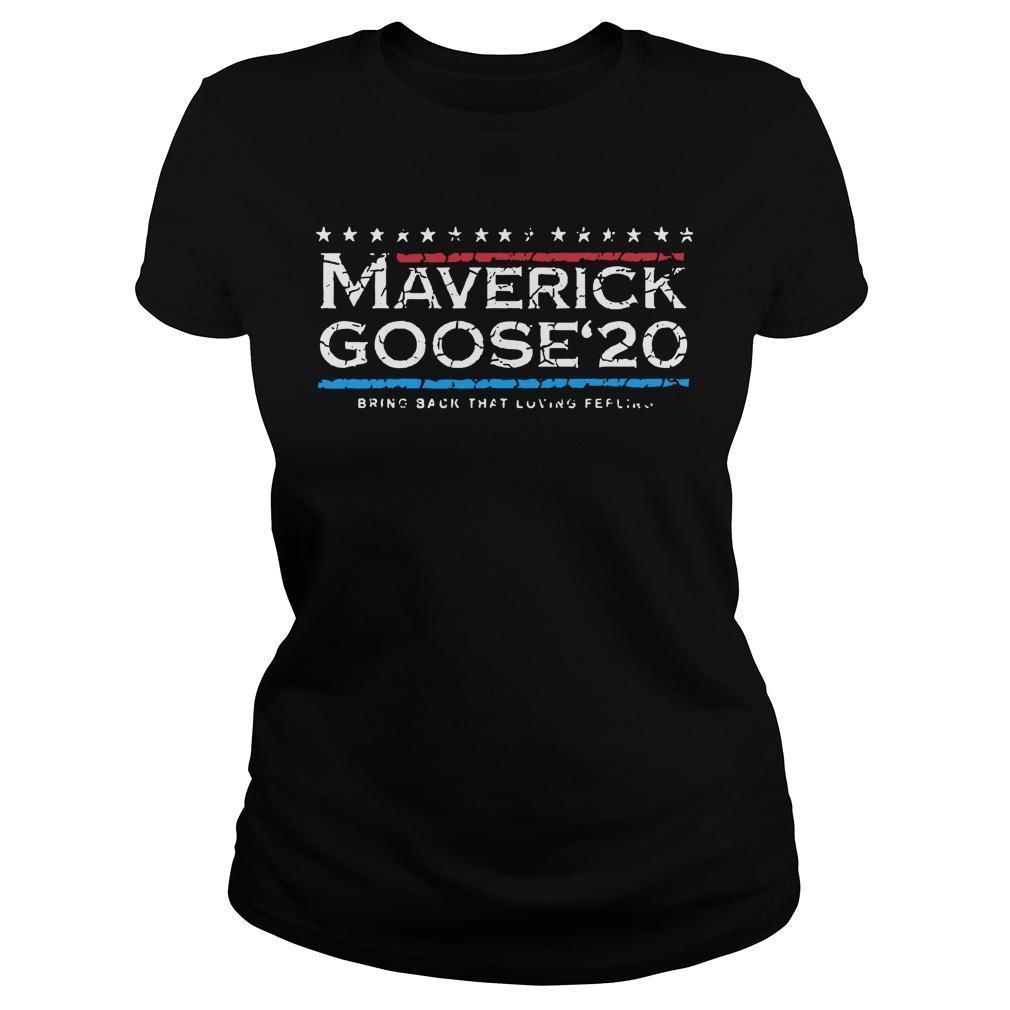 Maverick Goose'20 Bring Back That Loving Feeling Longsleeve