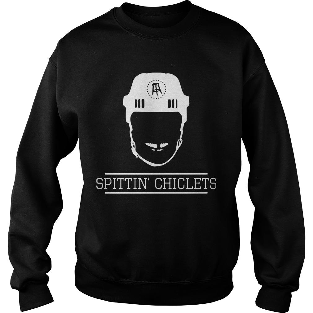 Mineral Wash Helmet Spittin' Chiclets Sweater