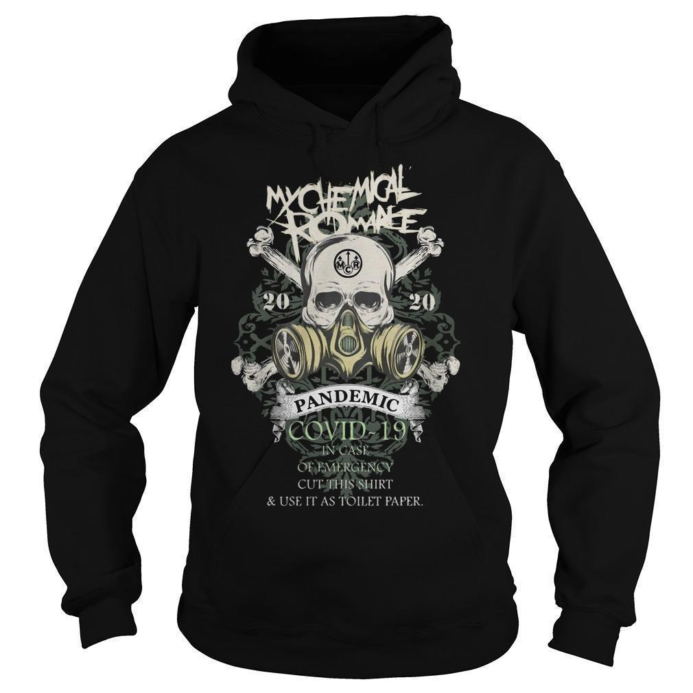 My Chemical Romance Pandemic Covid 19 Hoodie