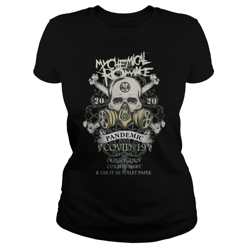 My Chemical Romance Pandemic Covid 19 Longsleeve