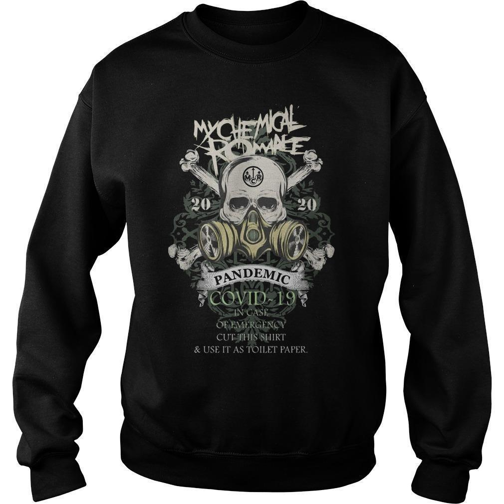 My Chemical Romance Pandemic Covid 19 Sweater