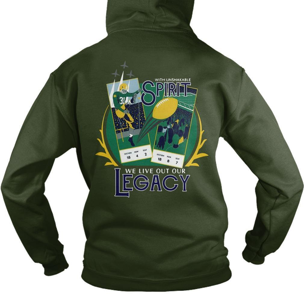 Notre Dame The 2020 Hoodie