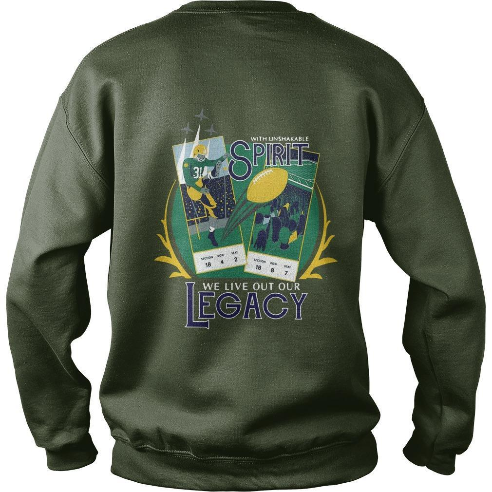 Notre Dame The 2020 Sweater