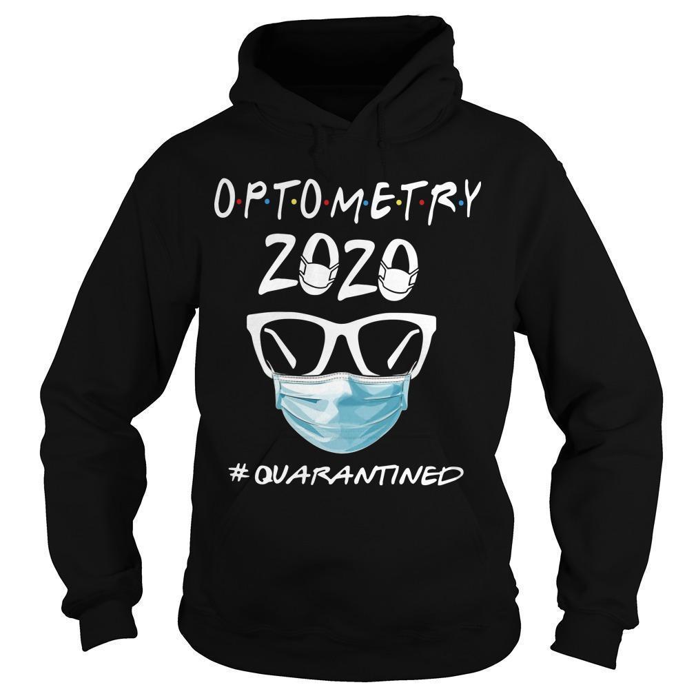 Optometry 2020 #quarantined Hoodie