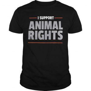 Peta I Support Animal Rights Shirt