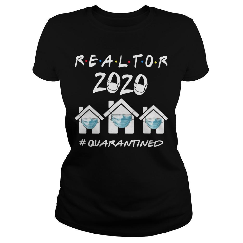 Realtor 2020 Quarantined Longsleeve
