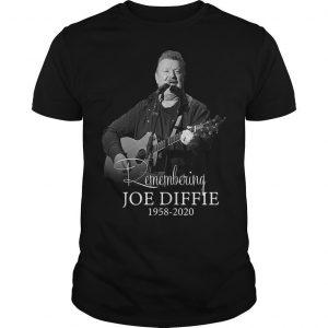 Remembering Joe Diffie 1958 2020 Shirt