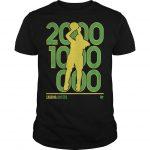 Sabrina Ionescu 2000 1000 1000 Shirt