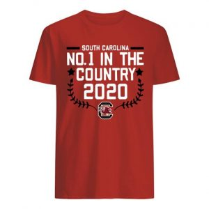 South Carolina No 1 In The Country 2020 Shirt