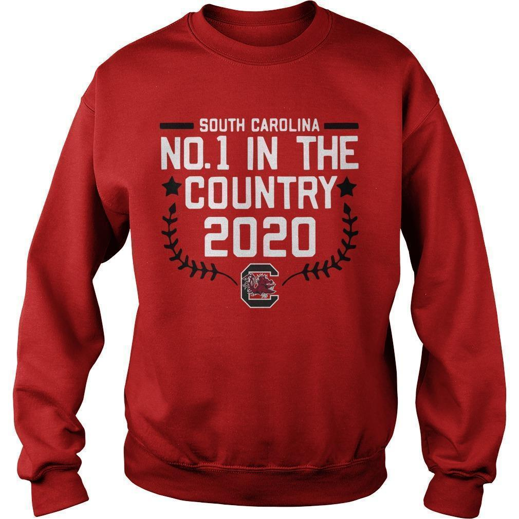 South Carolina No 1 In The Country 2020 Sweater