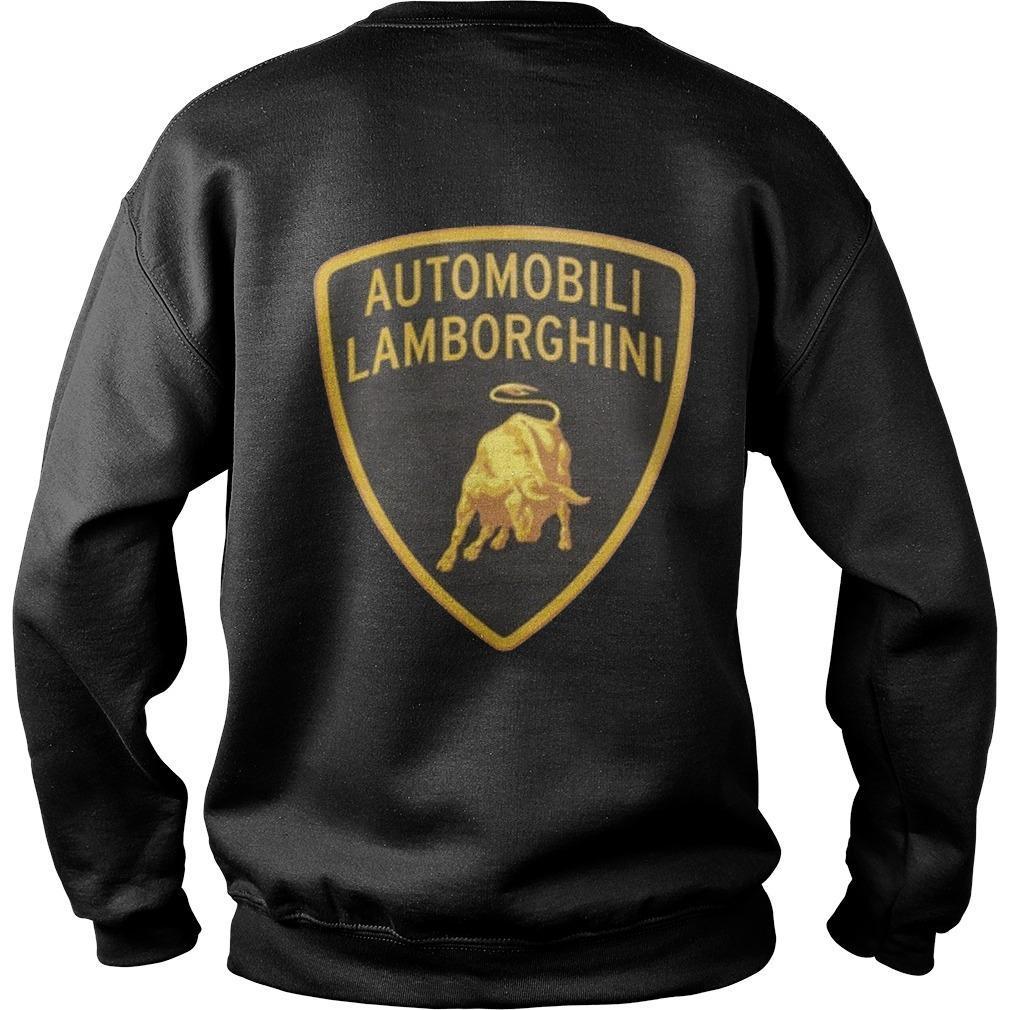 Supreme Lamborghini Sweater