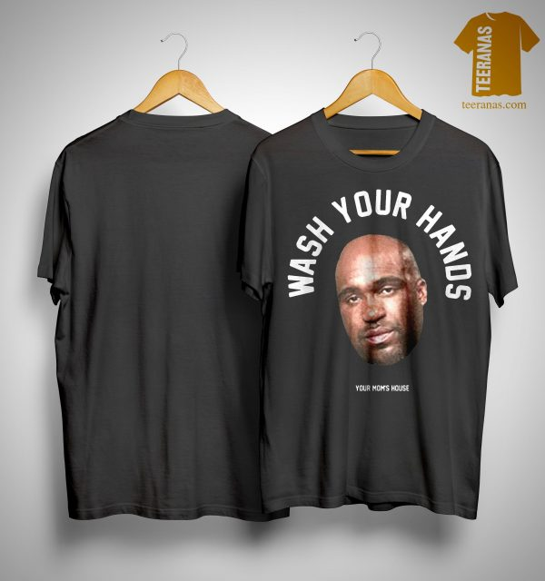 Tom Segura Wash Your Hands Shirt
