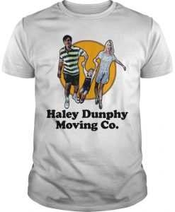 Tv Show Haley Dunphy Moving Co Shirt