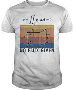 Vintage No Flux Given Shirt