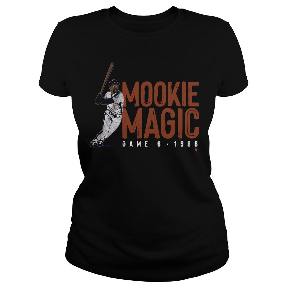 Wilson Mookie Magic Longsleeve