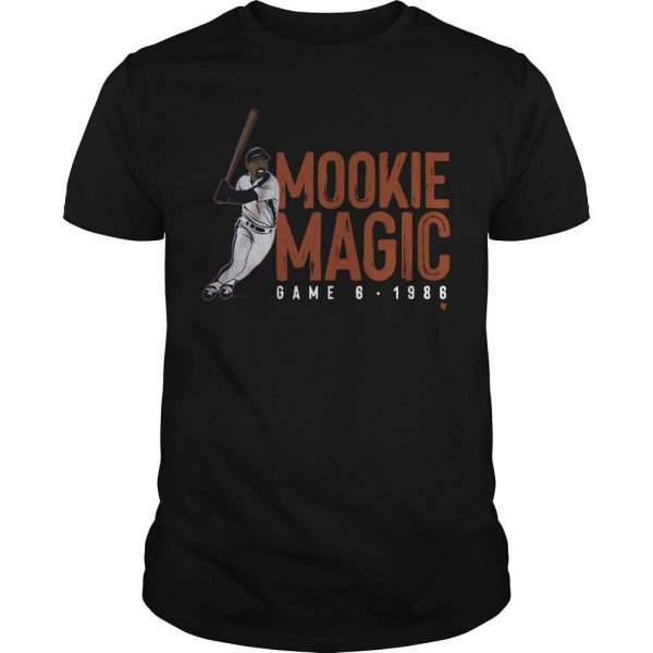 Wilson Mookie Magic Shirt