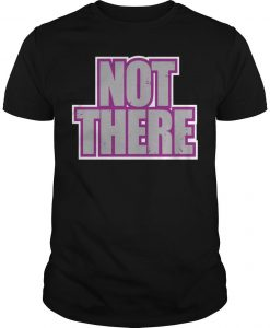 Zack Ryder Matt Cardona Not There Shirt