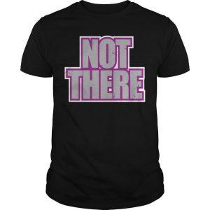 Zack Ryder Matt Cardona Not There Shirt