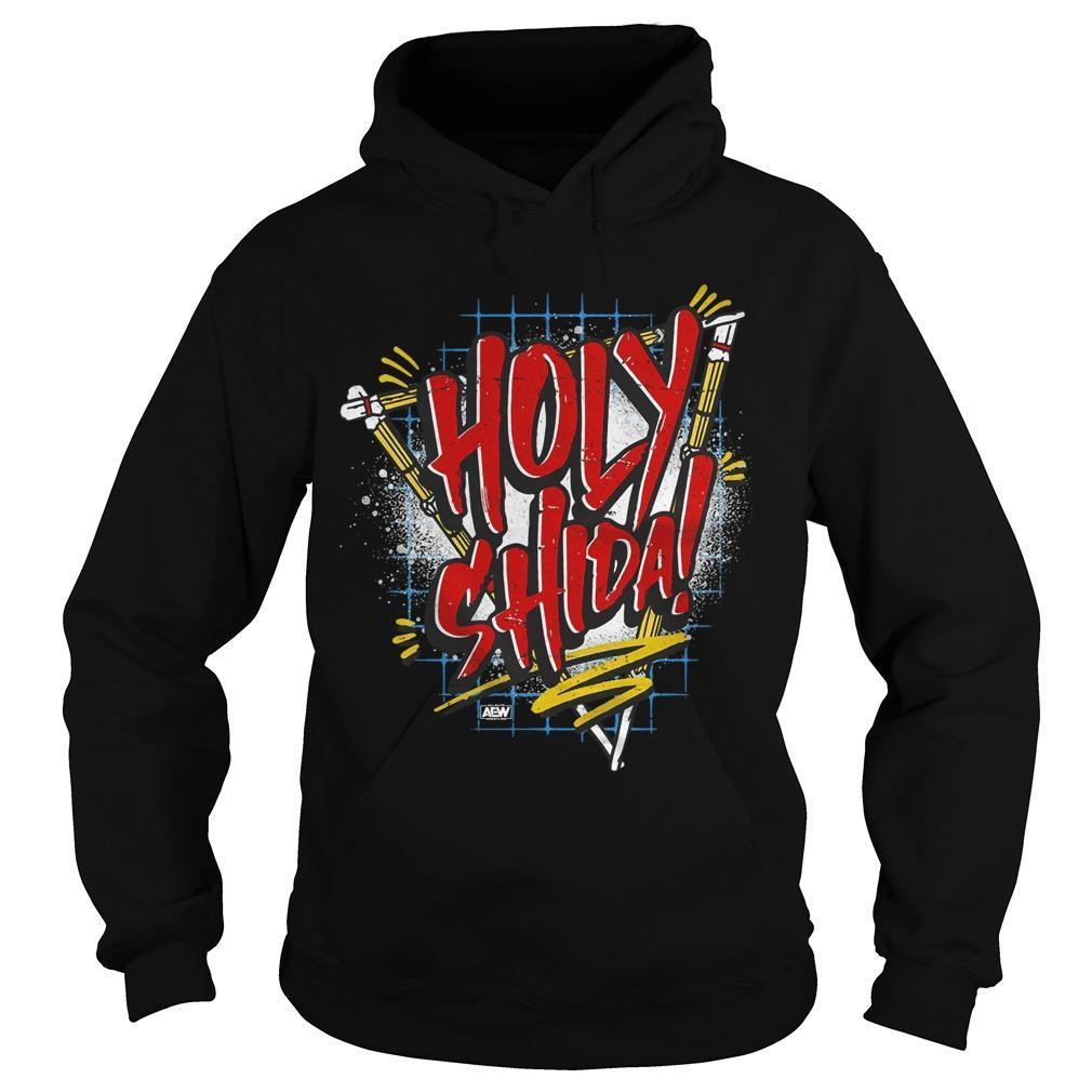 AEW Holy Shida Hoodie