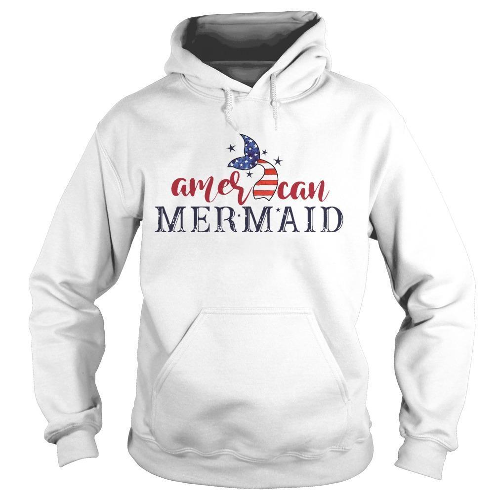 American Mermaid Hoodie
