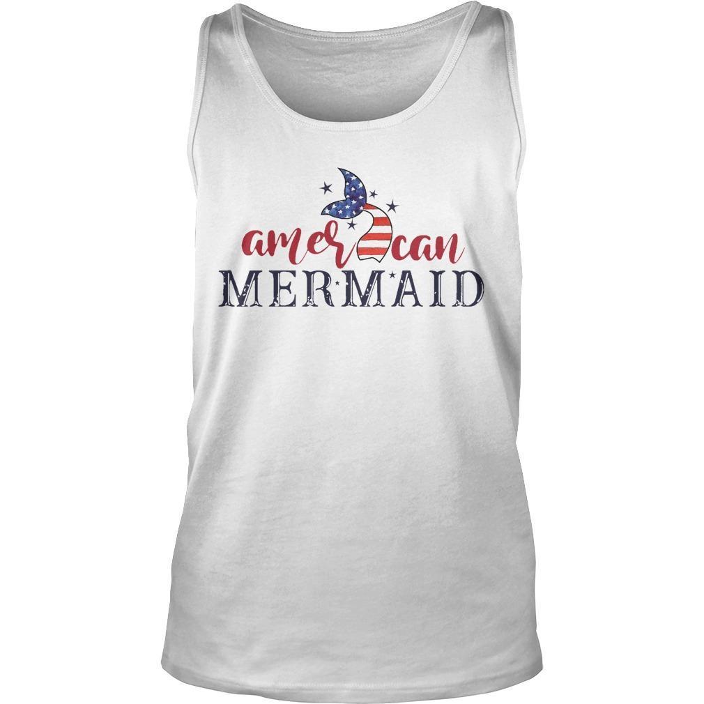 American Mermaid Tank Top