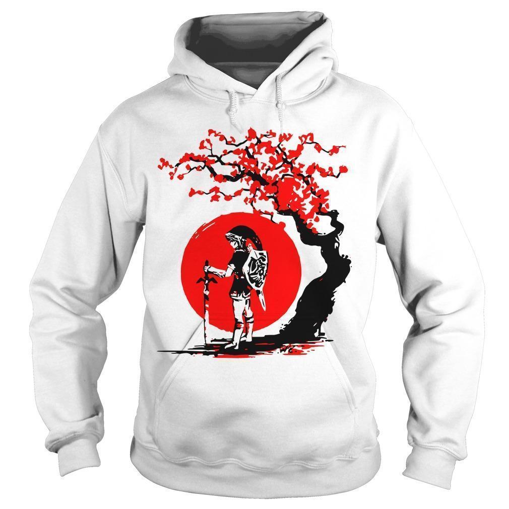 Arya Cherry Blossom Hoodie