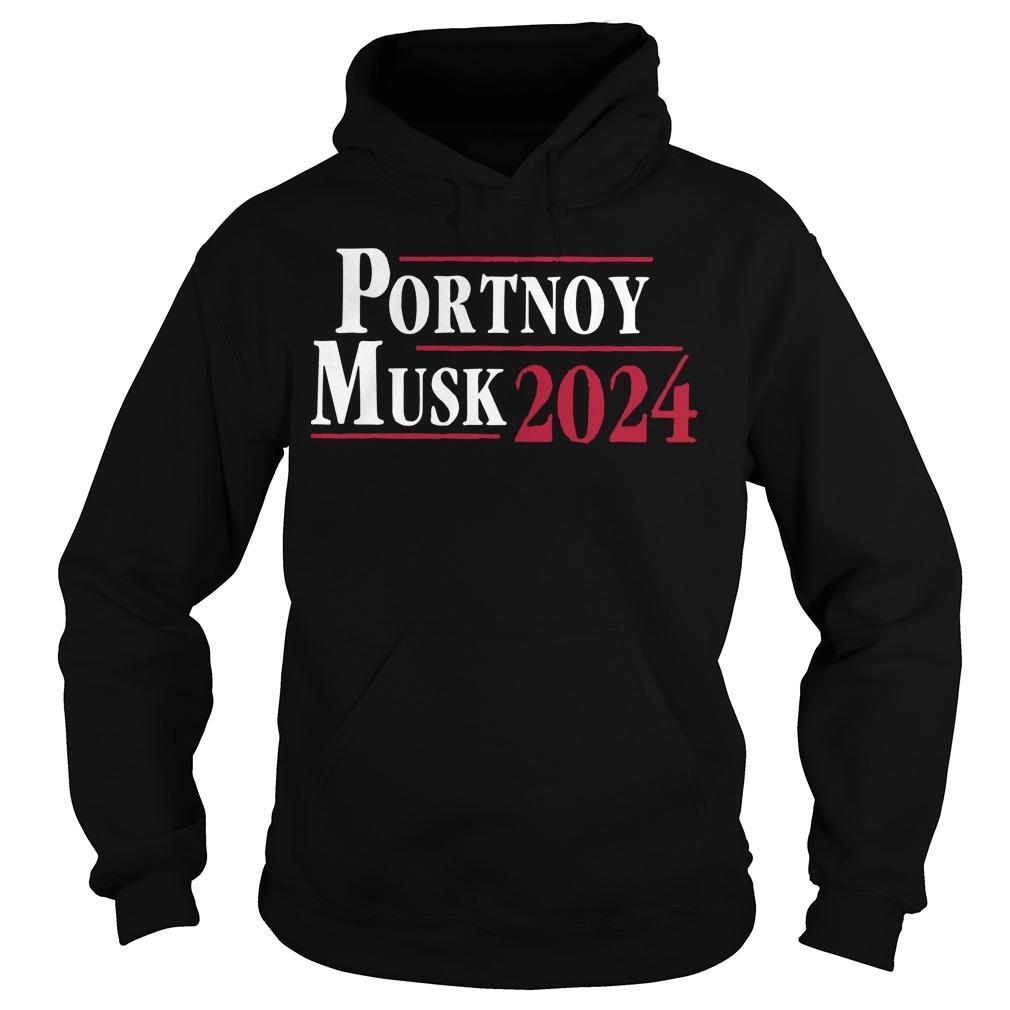 Barstool Sports Portnoy Musk Hoodie