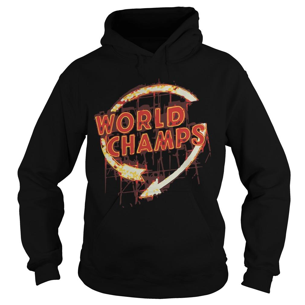 Braiden Turner World Champs Hoodie