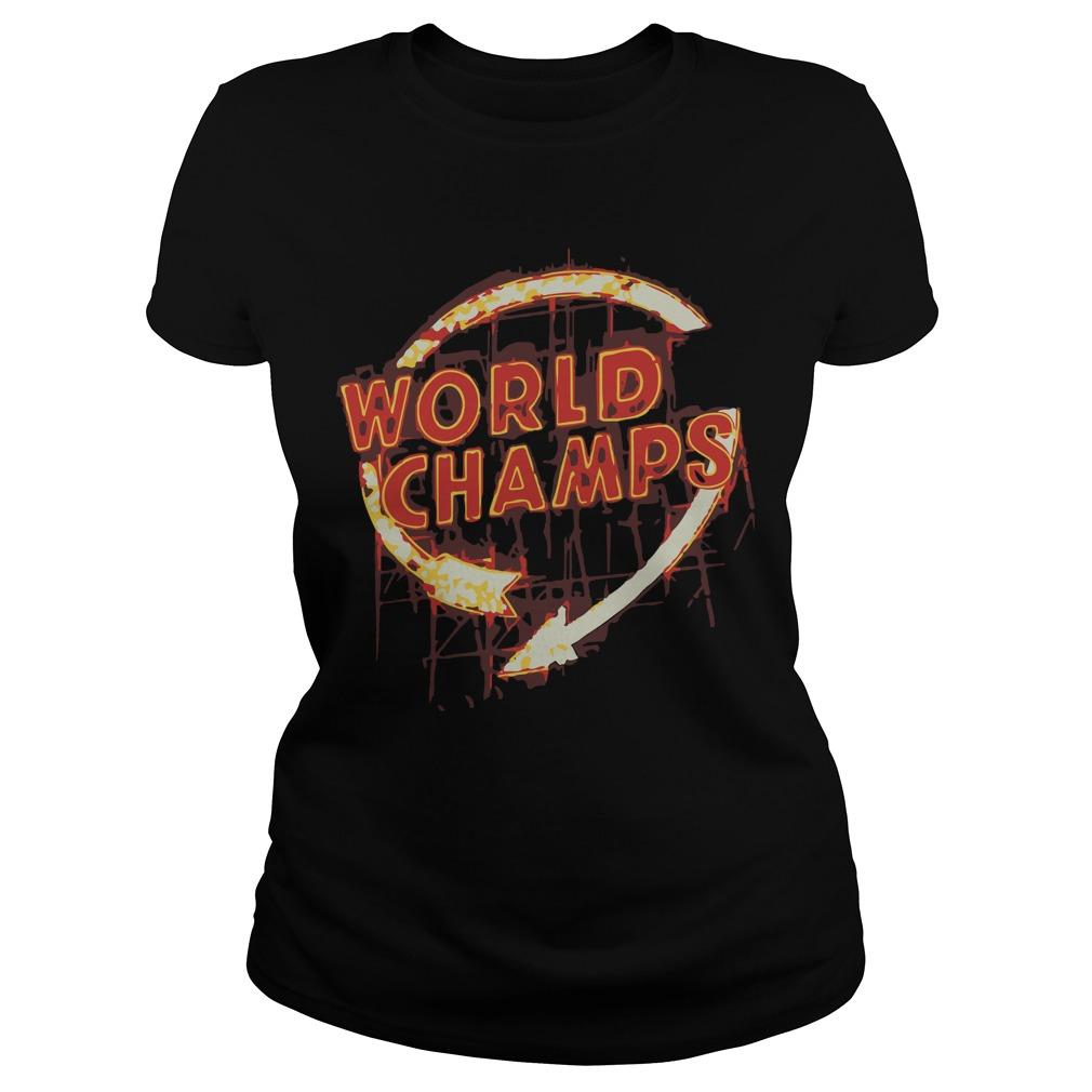 Braiden Turner World Champs Longsleeve