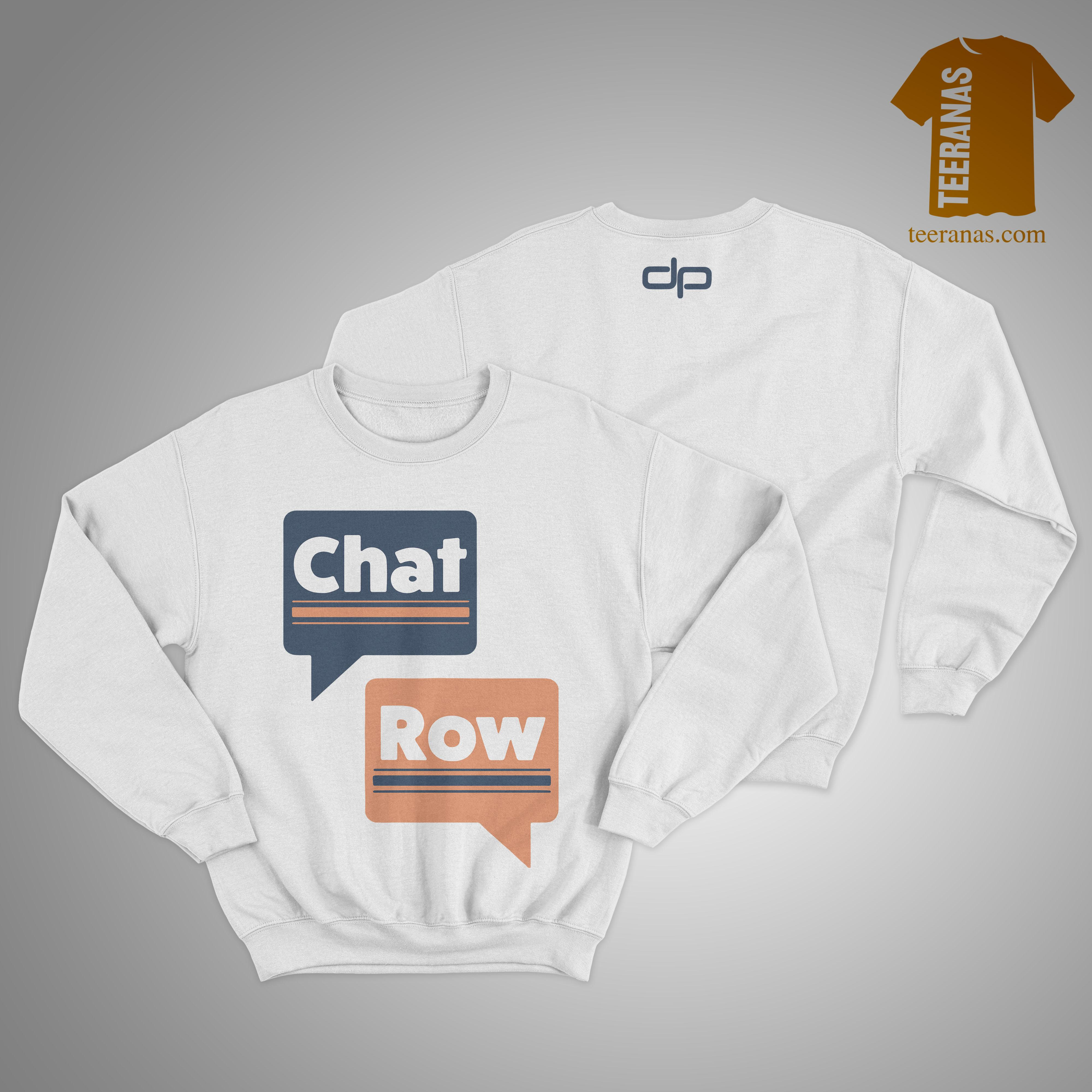 Chat Row Sweater
