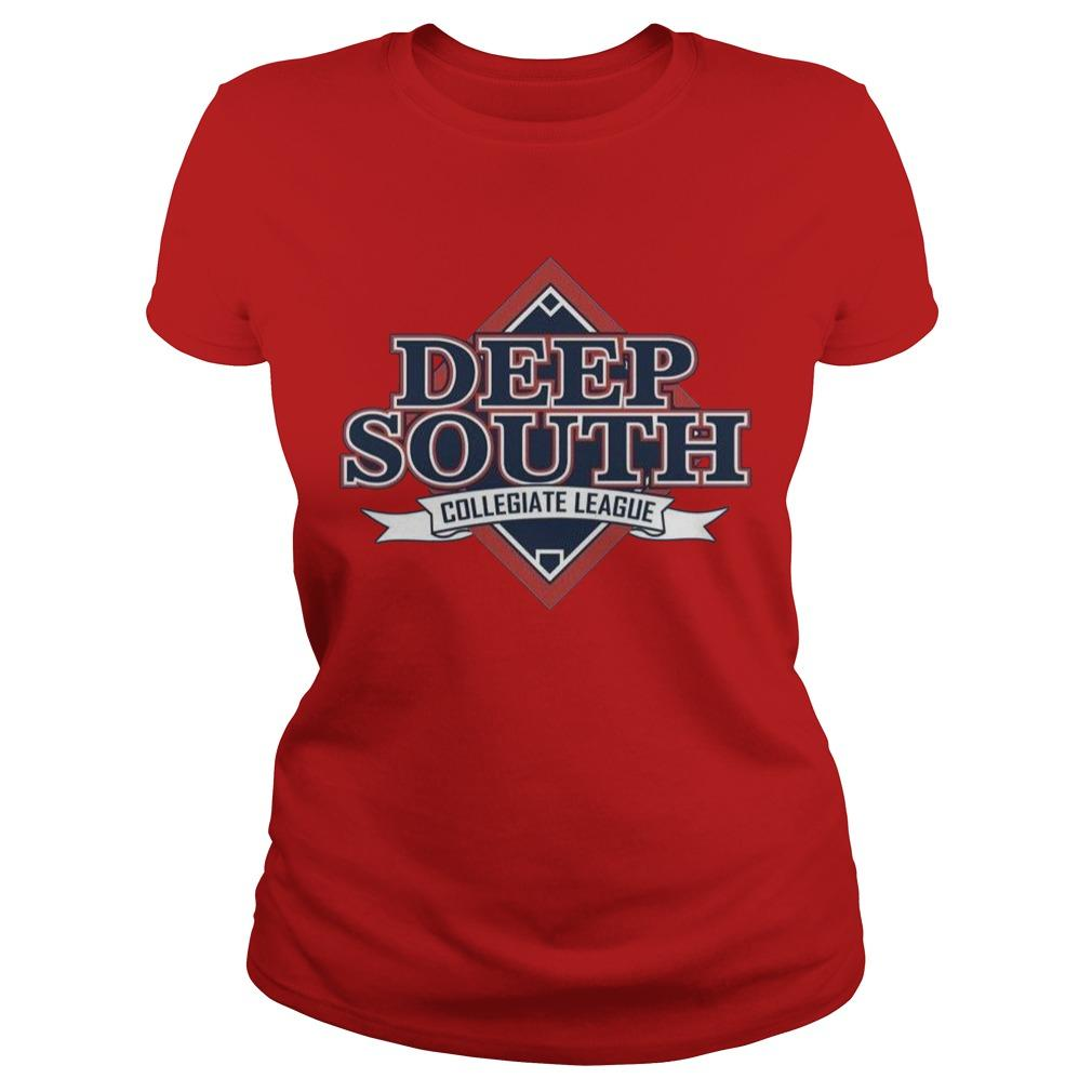 Deep South Collegiate League Longsleeve