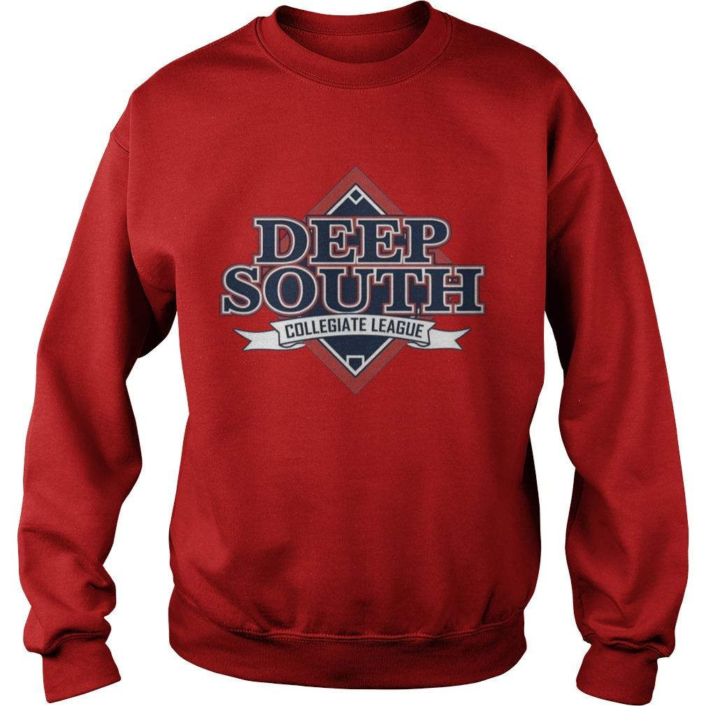 Deep South Collegiate League Sweater