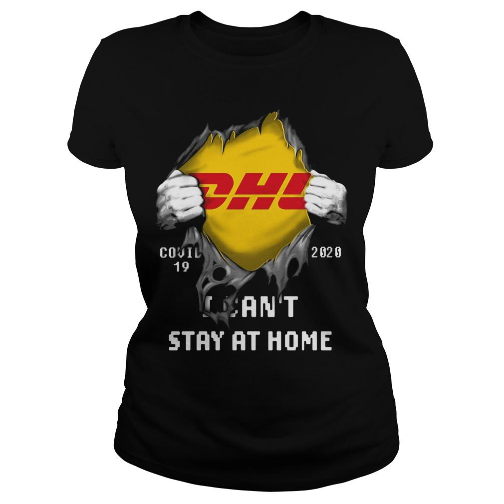 Dhl Inside Me I Can't Stay At Home Longsleeve