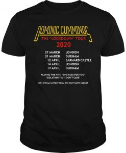 Dominic Cummings T Shirt