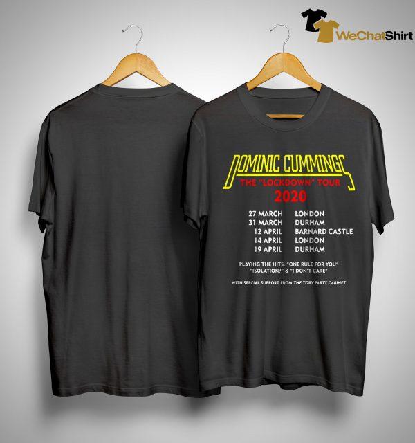 Dominic Cummings T Shirt