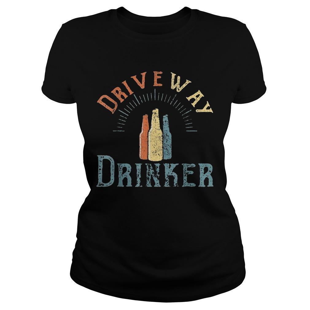 Driveway Drinker Longsleeve