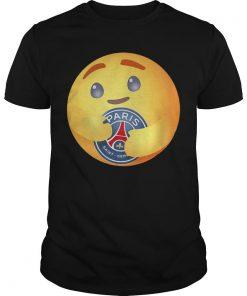 Facebook Care Emoji Hugging Paris Saint Germain Shirt