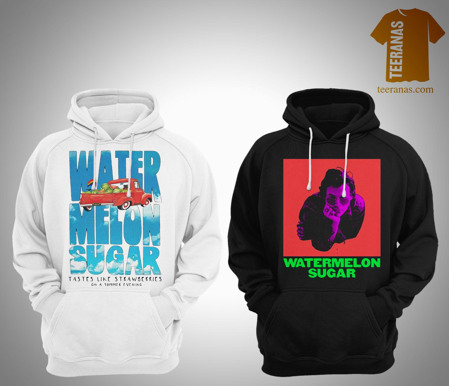 Fruit Orgy Harry Styles Watermelon Sugar Hoodie