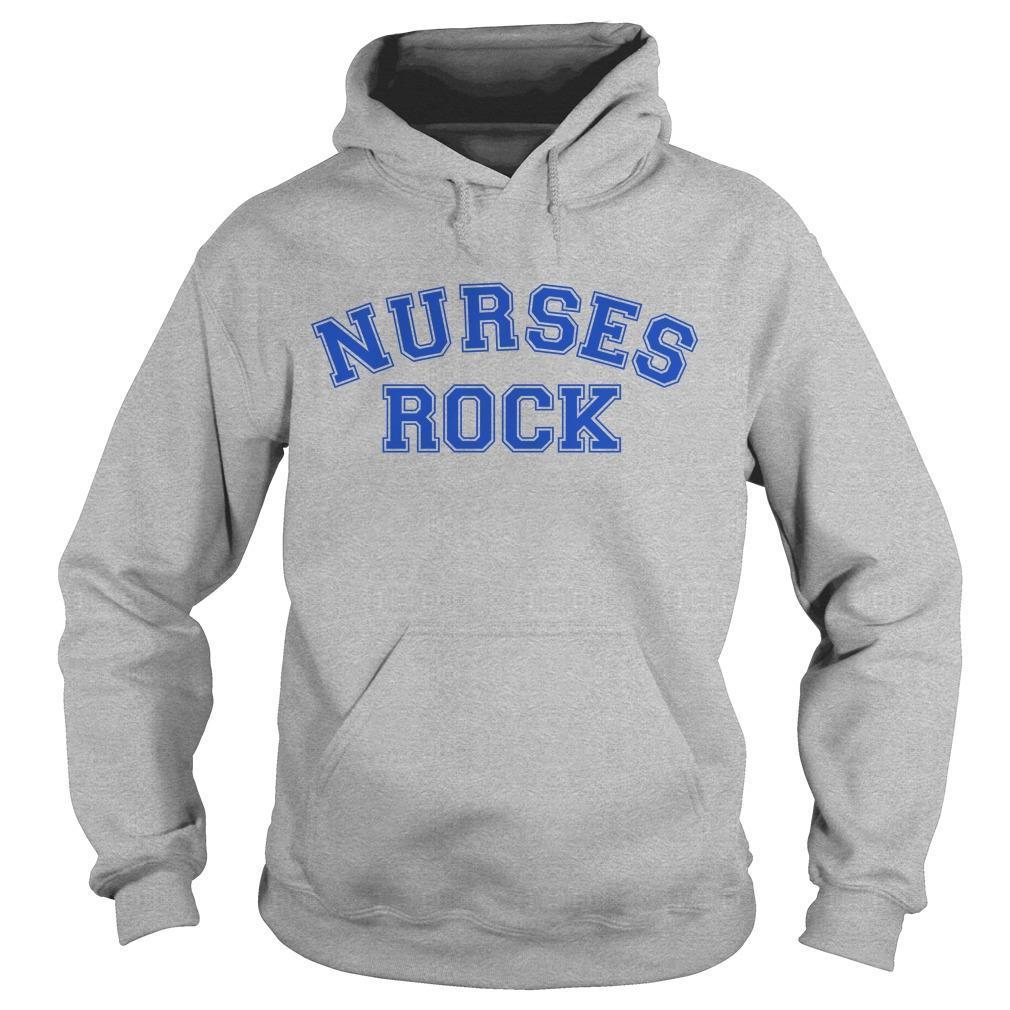 Gogglebox Star Lee Riley Nurses Rock T Hoodie