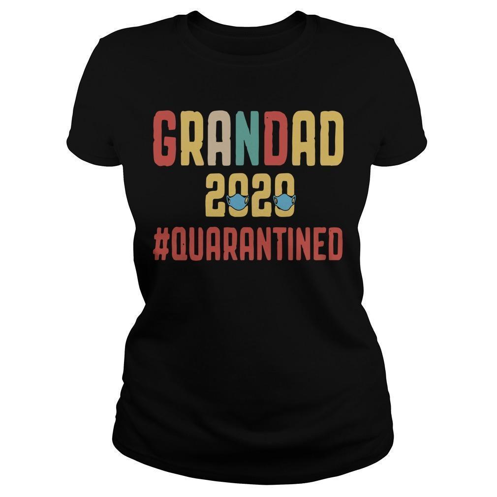 Grandad 2020 Quarantined Longsleeve
