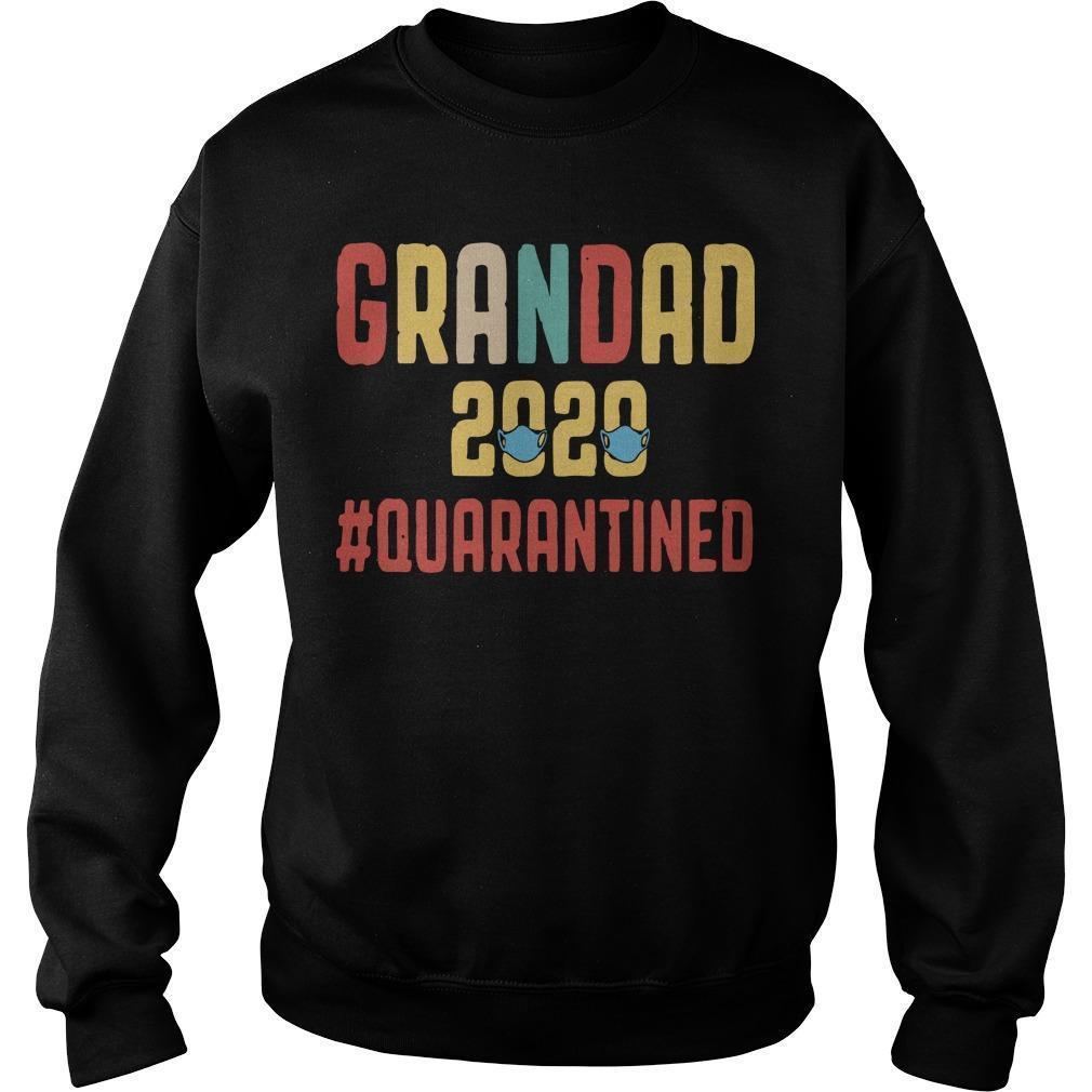 Grandad 2020 Quarantined Sweater