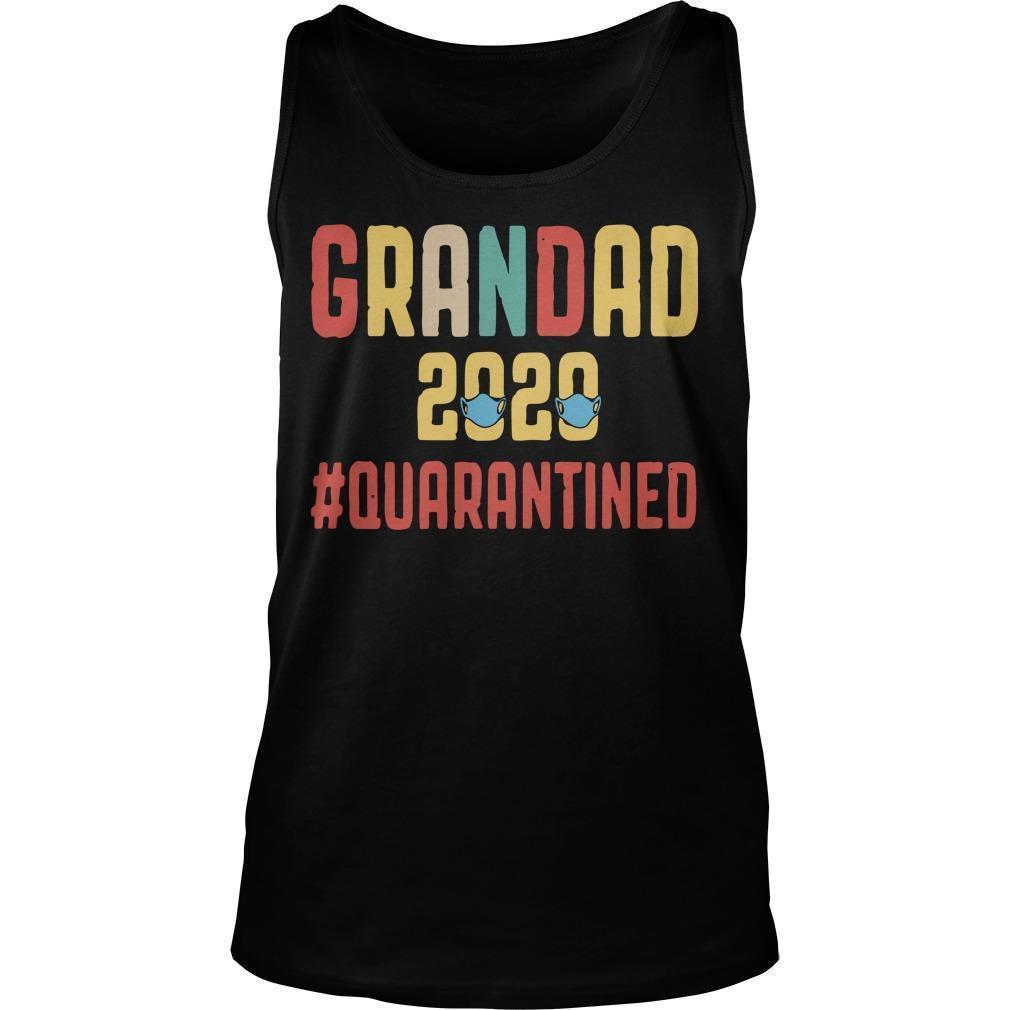 Grandad 2020 Quarantined Tank Top