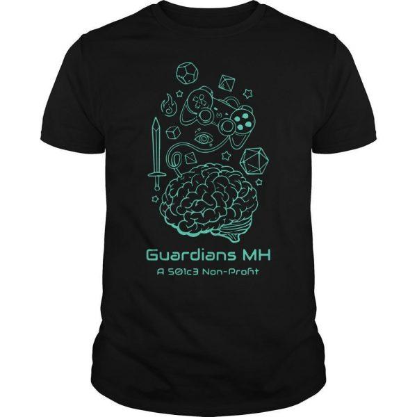 Guardians Mh A So1c3 Non Profit Shirt