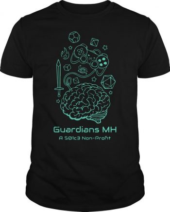 Guardians Mh A So1c3 Non Profit Shirt